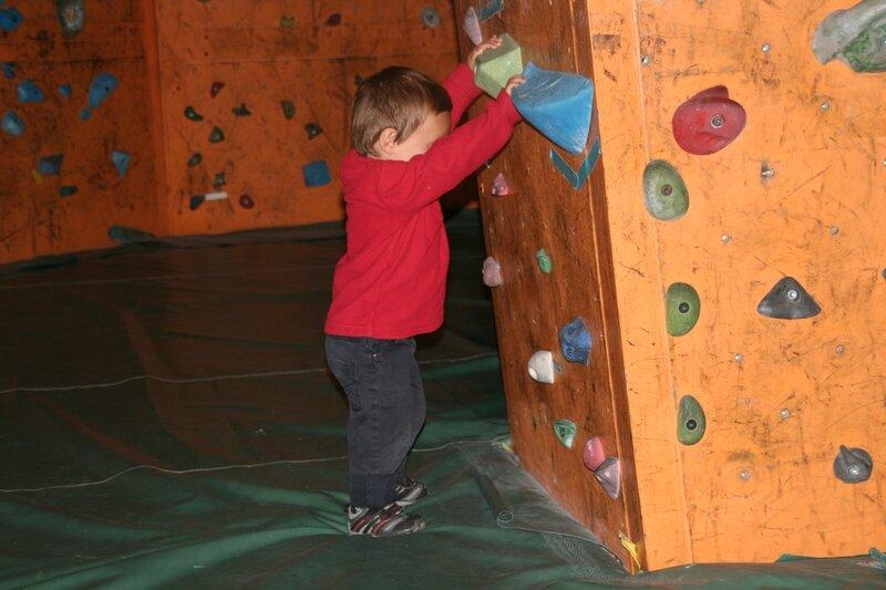 Bosco grimpeur
