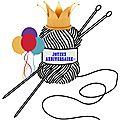 Le tricot-thé anniversaire!!!
