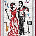 Échange ATC (Musique-Danse) Chez Sandrine (Juillet) Marie de Clessé pour Mamisette1