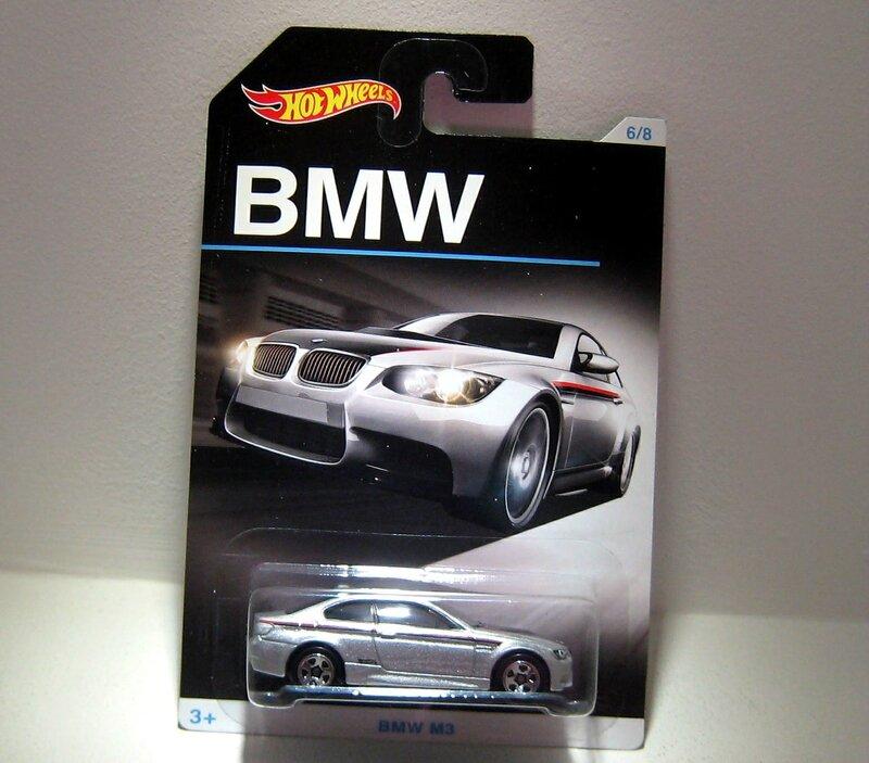Bmw M3 (Hotwheels 2016)