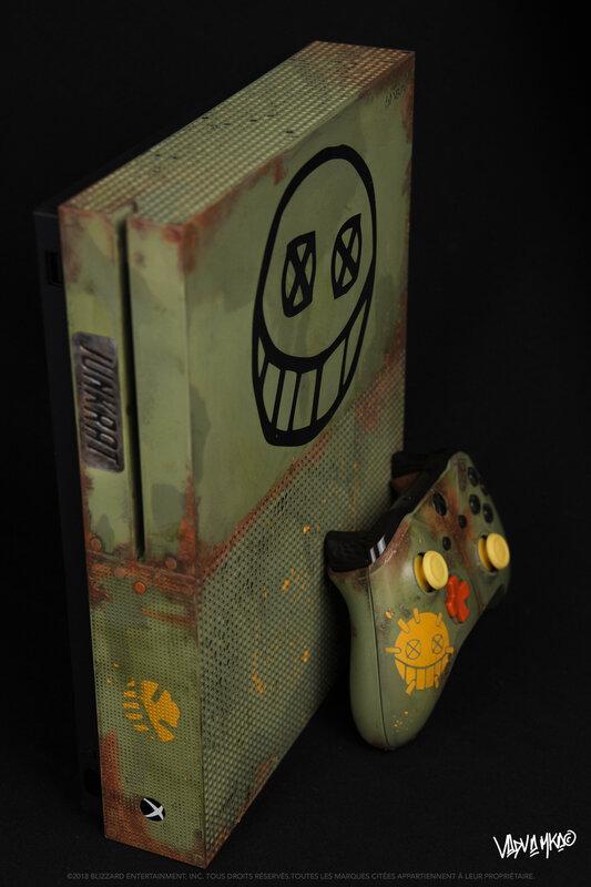 XBOX ONE S JUNKRAT VADU