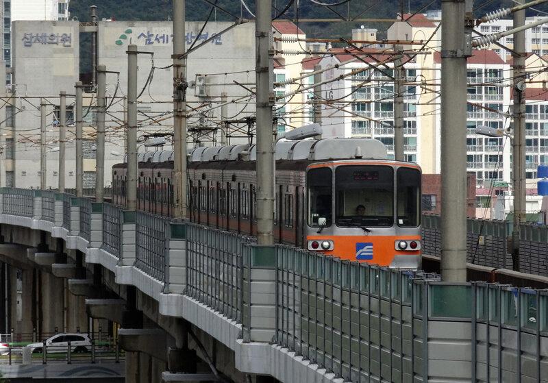 Métro Busan 1000