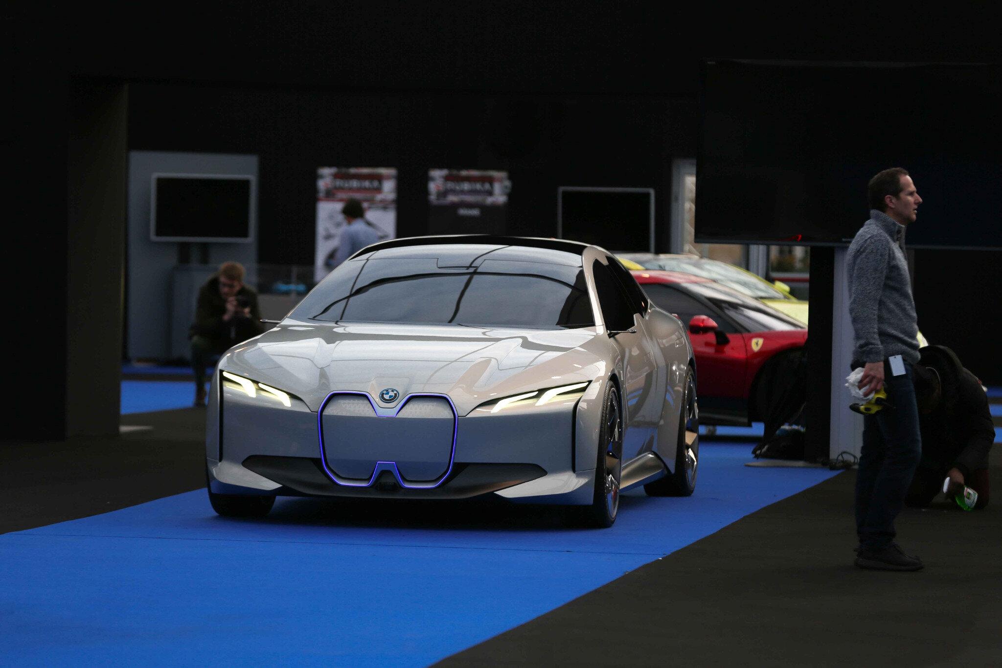 Les concept-cars et le design automobile s'exposent aux Invalides. © Michel Stoupak. Mer 30.01.2019, 09h01m22.