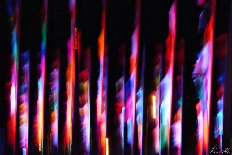 Pont Lafayette couleurs