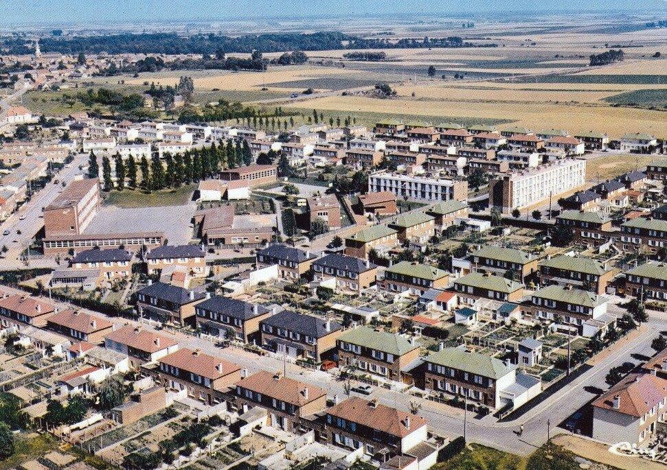 Caudry (Nord), Les nouveaux quartiers