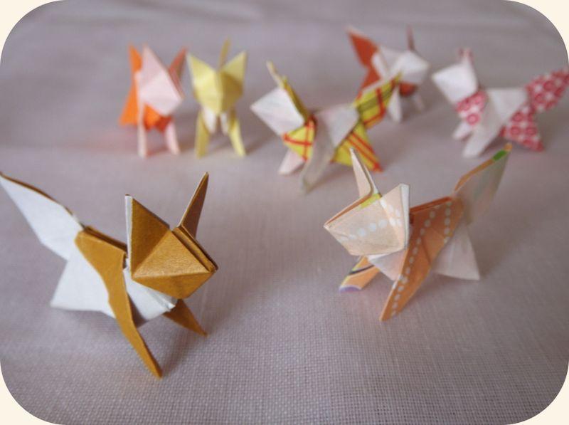 Mini renards (Peterpaul Forcher)
