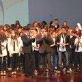 Concert interchorales du 9 janvier 2014 au forum