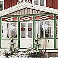 Une déco de noël dans la plus pure tradition scandinave
