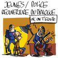 Jeunes / police : réouverture du dialogue