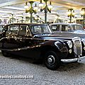 Daimler DF 302 limousine de 1954 (Cité de l'Automobile Collection Schlumpf à Mulhouse) 02