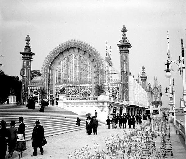 1900 Exposition universelle Serres