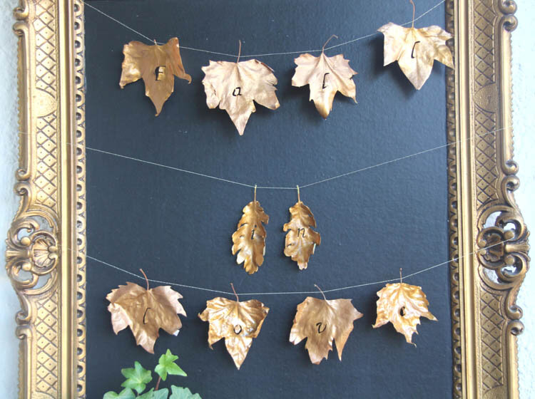 DIY_fall_in_love_leaves_garland_step_10