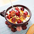 Un petit-déjeuner sain, équilibré et peu calorique