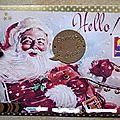 Père Noël Décembre