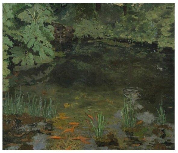 bassin poisson chuirchill