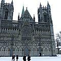 cathédrale de Tröndheim
