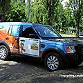Le land rover discovery (rallye des gazelles) (retrorencard juin 2010)