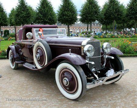 Hispano suiza H6B cabriolet de 1928 (9ème Classic Gala de Schwetzingen 2011) 01