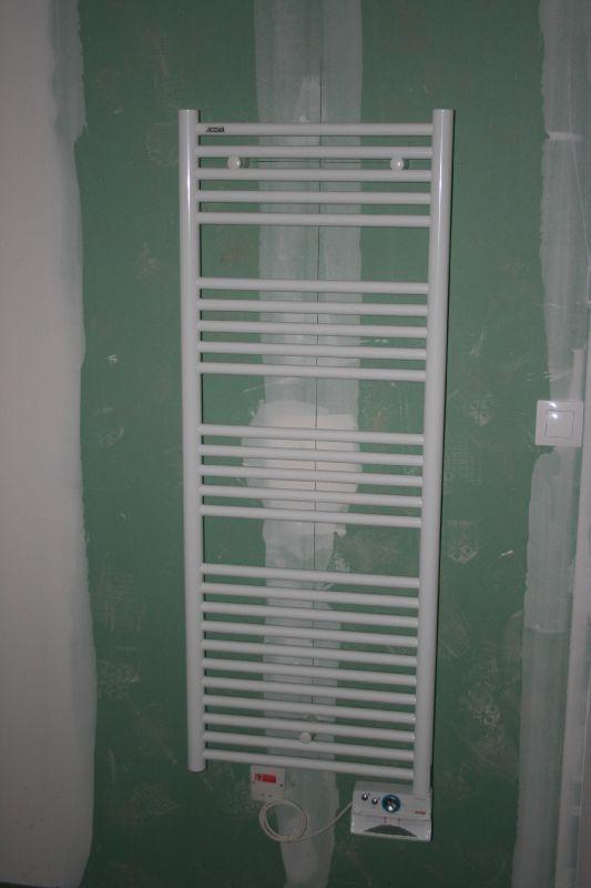 Chauffage chambre, SDB, et SDE - Notre future maison à Beire ...