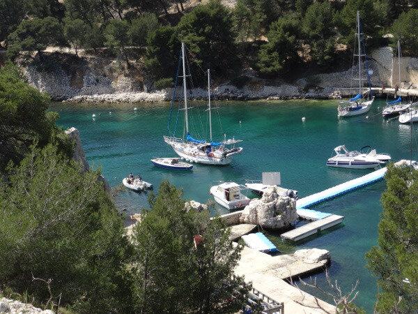 Calanque de Port Miou 2