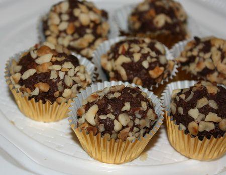 Bouchée chocolat noisette