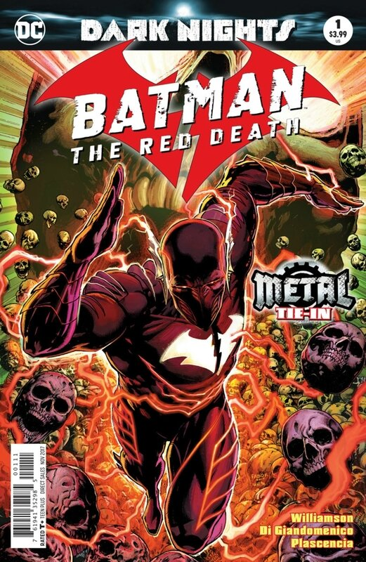 dark nights batman the red death
