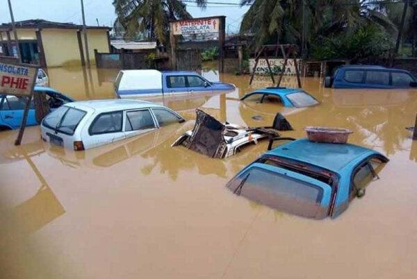 Inondation en Côte d'ivoire / Le FPI s'indigne et condamne avec force l'incapacité de M. Ouattara et son gouvernement à agir...