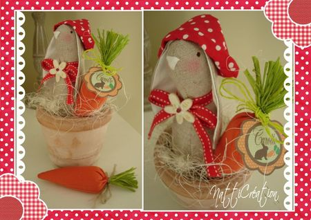 lapin rouge AA