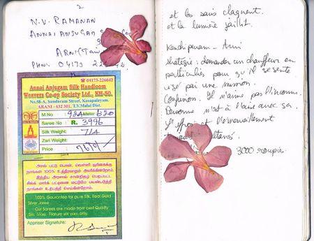 carnet de voyage 2