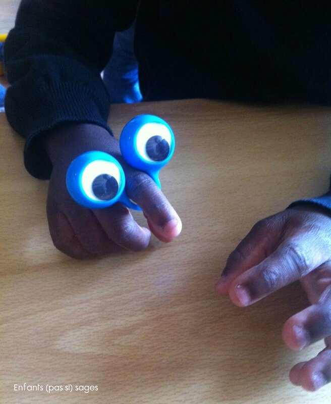 finger-eyes
