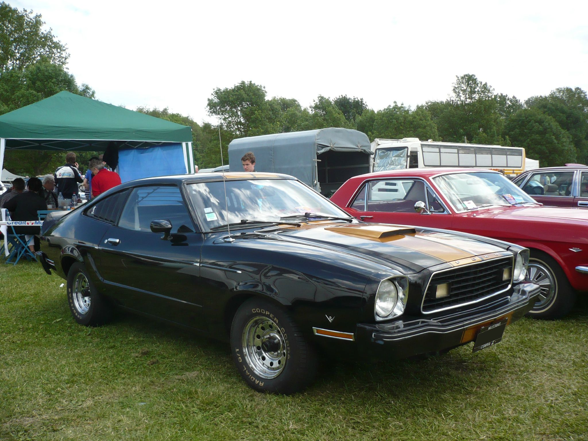 FORD Mustang II Cobra II 2door hatchback 1977 Madine (1)
