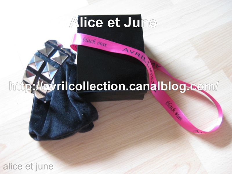 Black Star Product - Bracelet Clouté Promotionnel