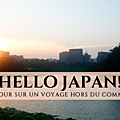 Hello japan: part i ~ l'avion