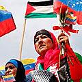 Vénézuela: la communauté musulmane particulièrement mobilisé pour maduro