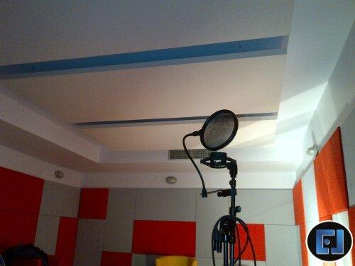 Studio d'enregistrement mjc Les Ulis