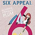Six appeal (stephanie plum #6), par janet evanovich