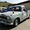 Peugeot 403 pickup 1955-1966