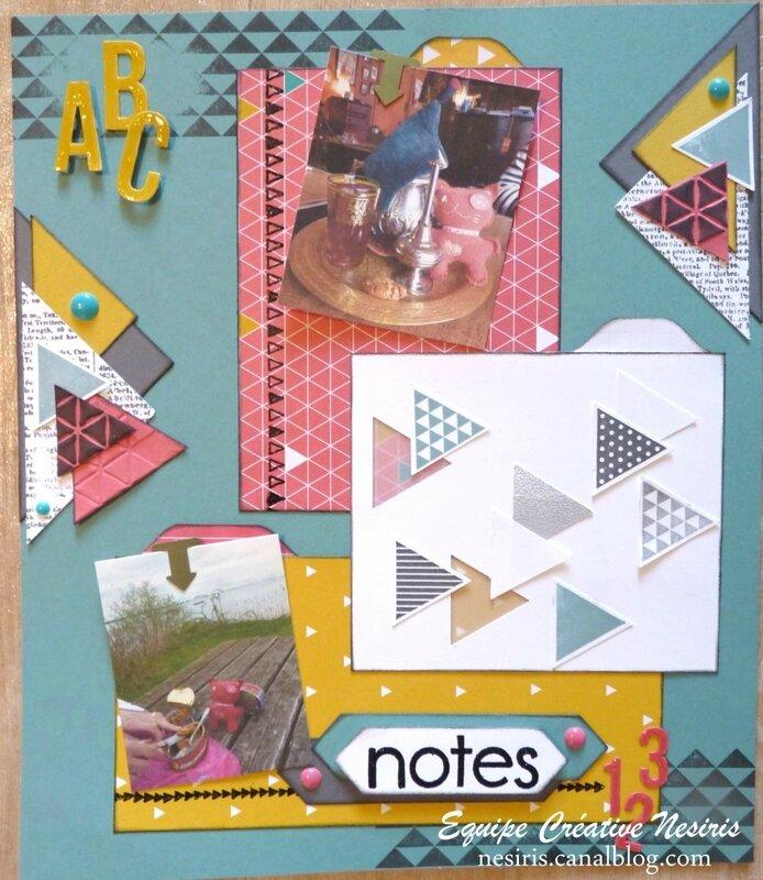 DT Nesiris - Tableau à pochettes 4