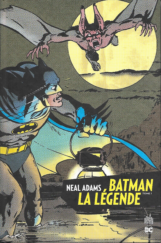 batman la légende neal adams 01
