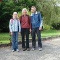 Une famille australienne à la découverte du vercors
