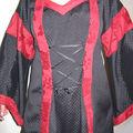 1) Robe médiéval 10/2010