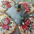 Pique Epingles aux Roses FACILE CECILE (1)