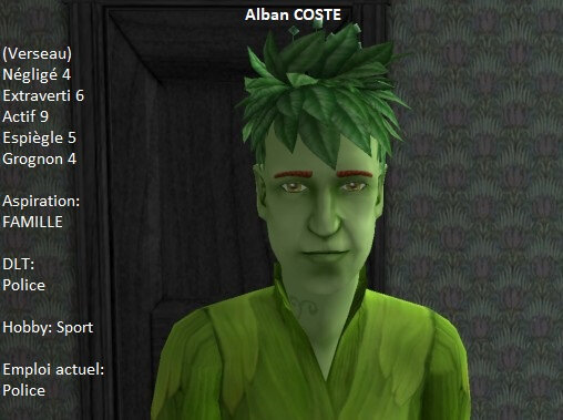 Alban Coste