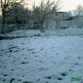 une journée de neige
