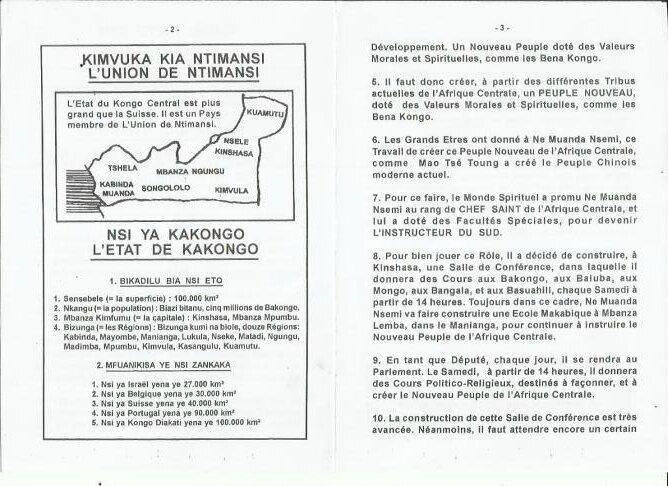 A PROPOS DU SEMINAIRE DE FORMATION DE BUNDU DIA KONGO b