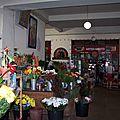 Marché aux fleurs de Funchal