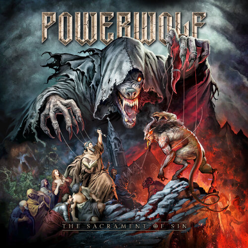 "POWERWOLF: ""THE SACRAMENT OF SIN"", leur nouvel album"