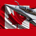 Le retour des avions de combat du canada dans l'espace aérien de la syrie. un autre acte de guerre.