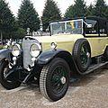 MERCEDES 630K cabriolet Park Ward 1928 Schwetzingen (1)