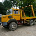 Renault c290 muti benne a chaines